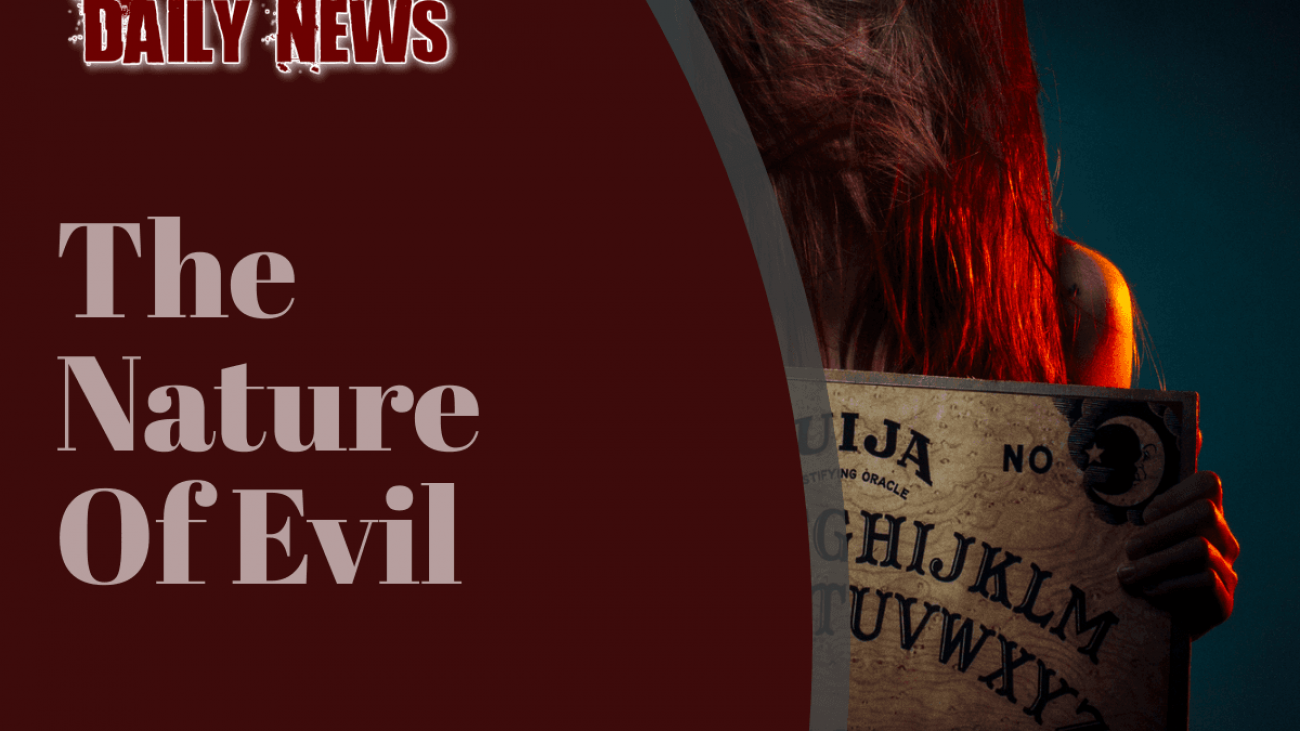 The Nature Of Evil Ignorance