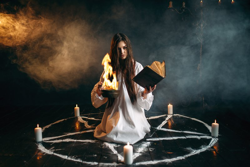A Brief History Of Witch Craft