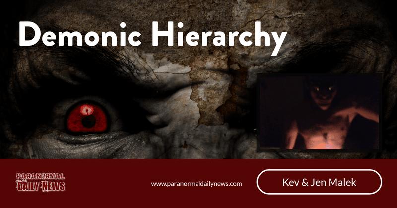 demonic hierarchy