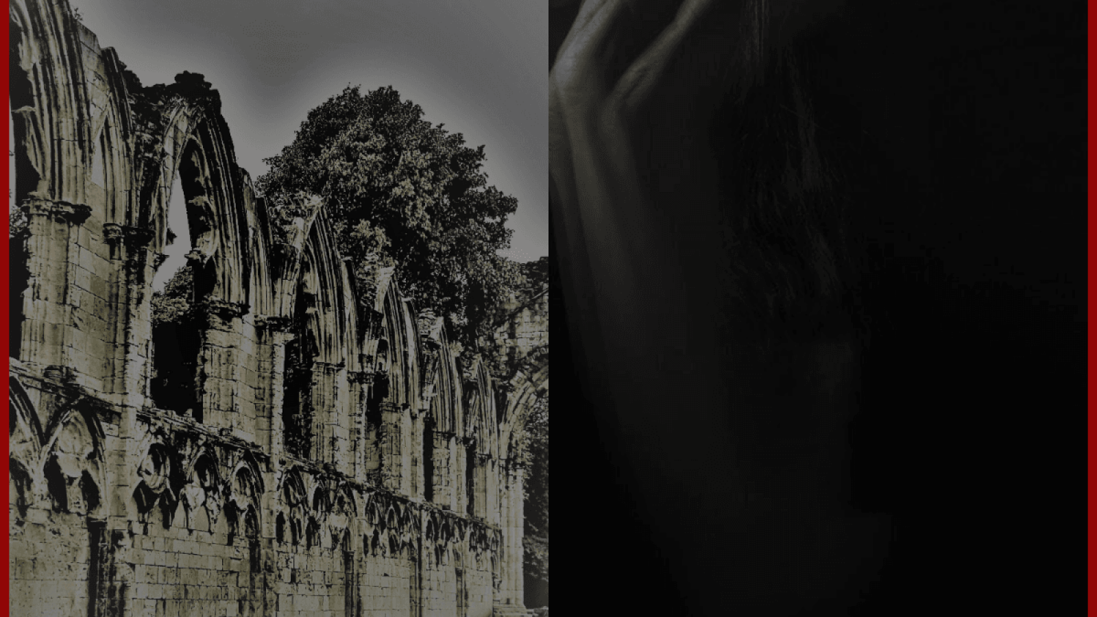 The Ghosts of St Mary's Abbey, York.