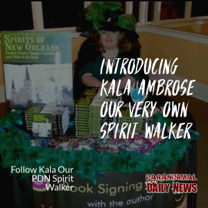 Spirit Walker Stories and Other Paranormal Explorations